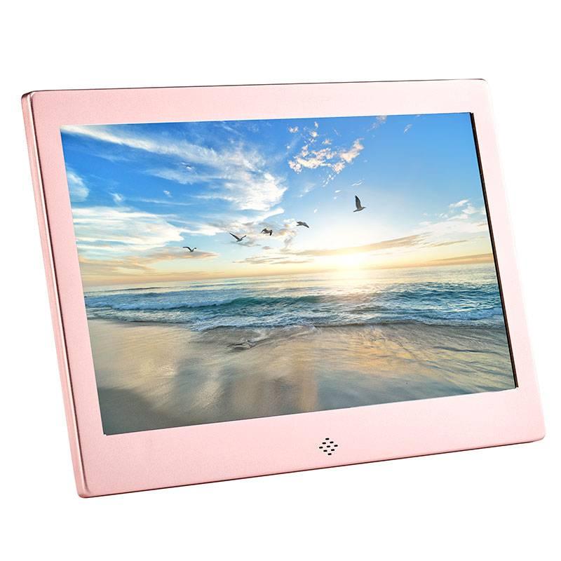 Fotomate FM425M 13″ Digital Photo Frame – Pink