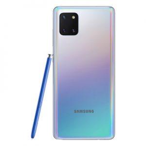 SAMSUNG Galaxy Note 10 Lite 128GB, 6.7″ LTE Aura Glow Smartphone