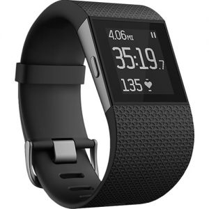Fitbit Surge GPS Activity Tracking Watch-Small