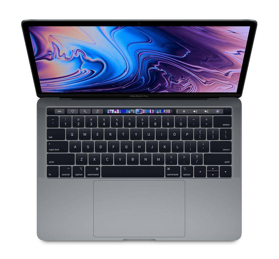 "Apple 13.3"" MacBook Pro with TOUCH BAR: 1.4GHZ Quad-core 8TH-Generation INTEL CORE I5 Processor, 256GB Storage"