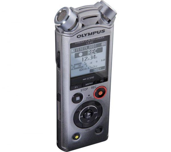Olympus LS-P1 Pocket-sized PCM Recorder