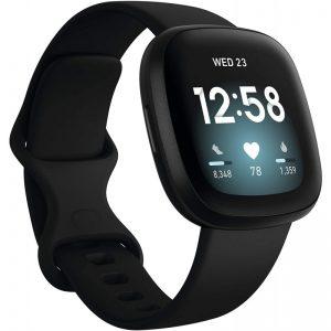 Fitbit Versa 3 GPS Smartwatch
