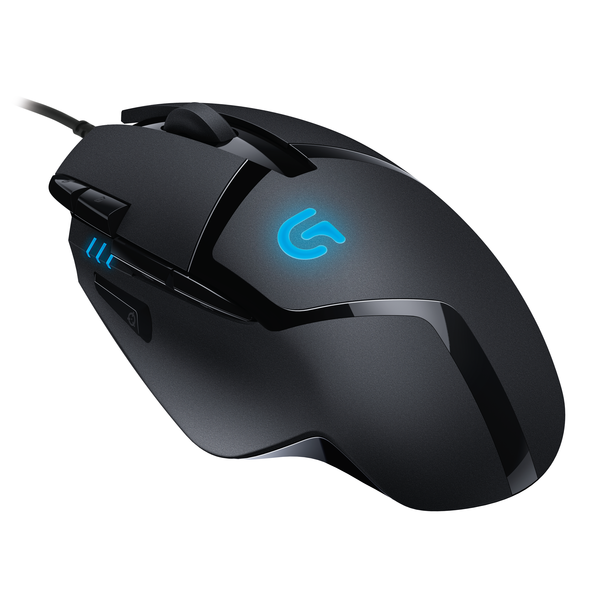 Logitech G402 Hyperion Fury Gaming Mouse-Black