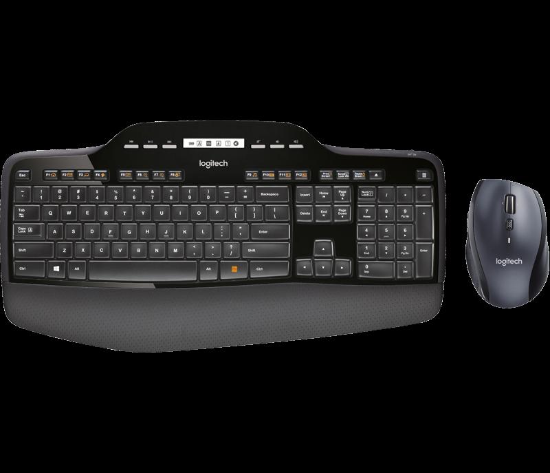 Logitech MK710 2.4GHz Wireless Desktop
